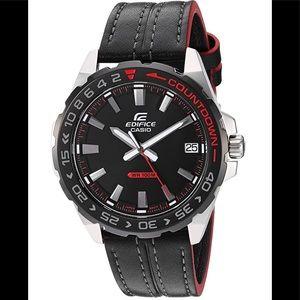 Casio-Men's Edifice Quartz Watch